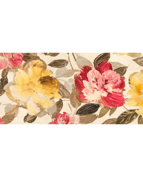 kelly parr cuadro mural cabecero flores semiclasicas Home
