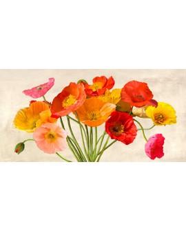 luca villa cuadro RAMO flores primavera bodegon 2 Home