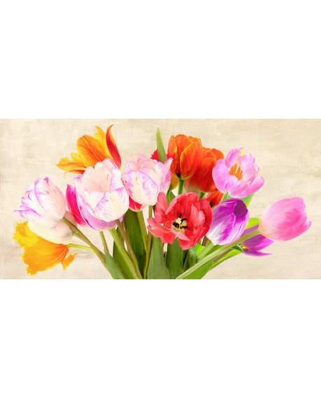 luca villa cuadro ramo flores PRIMAVERA bodegon Home