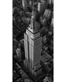 CUADRO FOTOGRAFIA BN EDIFICIO EMPIRE STATE NEW YORK