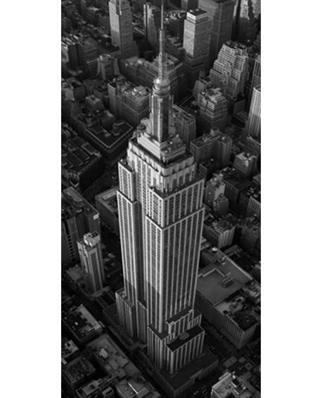 CUADRO FOTOGRAFIA BN EDIFICIO EMPIRE STATE NEW YORK Home
