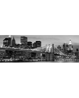 CUADRO FOTOGRAFIA BN PUENTE BROOKLYN MANHATTAN 4 Home