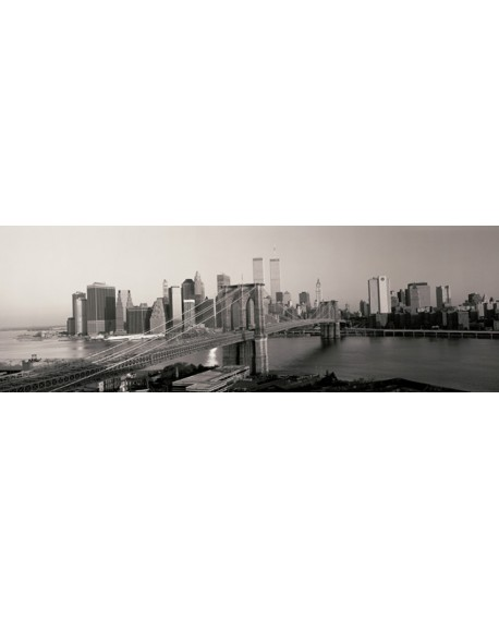 CUADRO FOTOGRAFIA BN PUENTE BROOKLYN MANHATTAN 2 Home