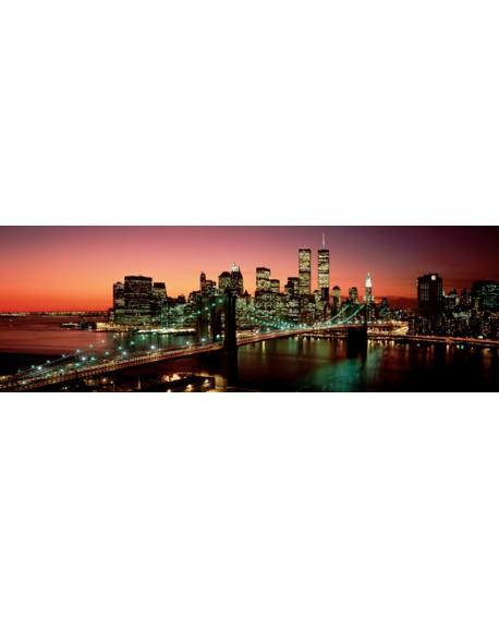 CUADRO FOTOGRAFIA PUENTE BROOKLYN NEW YORK Home