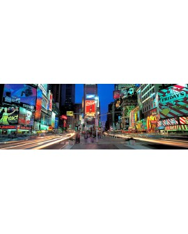 CUADRO FOTOGRAFIA TIMES SQUARE NEW YORK MEGA PANORAMICO Home