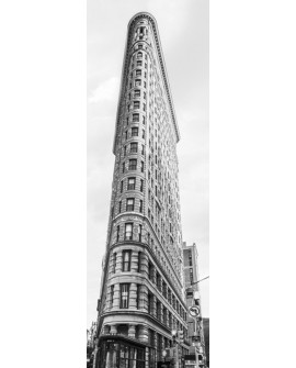 CUADRO FOTOGRAFIA BN EDIFICIO FLATIRON NEW YORK Home