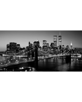 CUADRO FOTOGRAFIA BN PUENTE BROOKLYN NEW YORK 2 Home