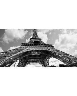 CUADRO FOTOGRAFIA EN BN PARIS TORRE EIFFEL VINTAGE Home