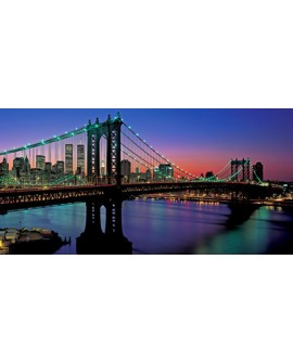 CUADRO FOTOGRAFIA PUENTE BROOKLYN MANHATTAN 2 Home