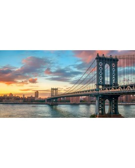 CUADRO FOTOGRAFIA PUENTE BROOKLYN MANHATTAN Home