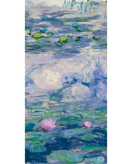 CLAUDE MONET CUADRO LAGO DE NENUFARES 2 IMPRESIONISTA Home