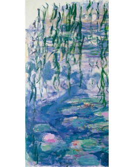 CLAUDE MONET CUADRO LAGO DE NENUFARES 1 IMPRESIONISTA Home