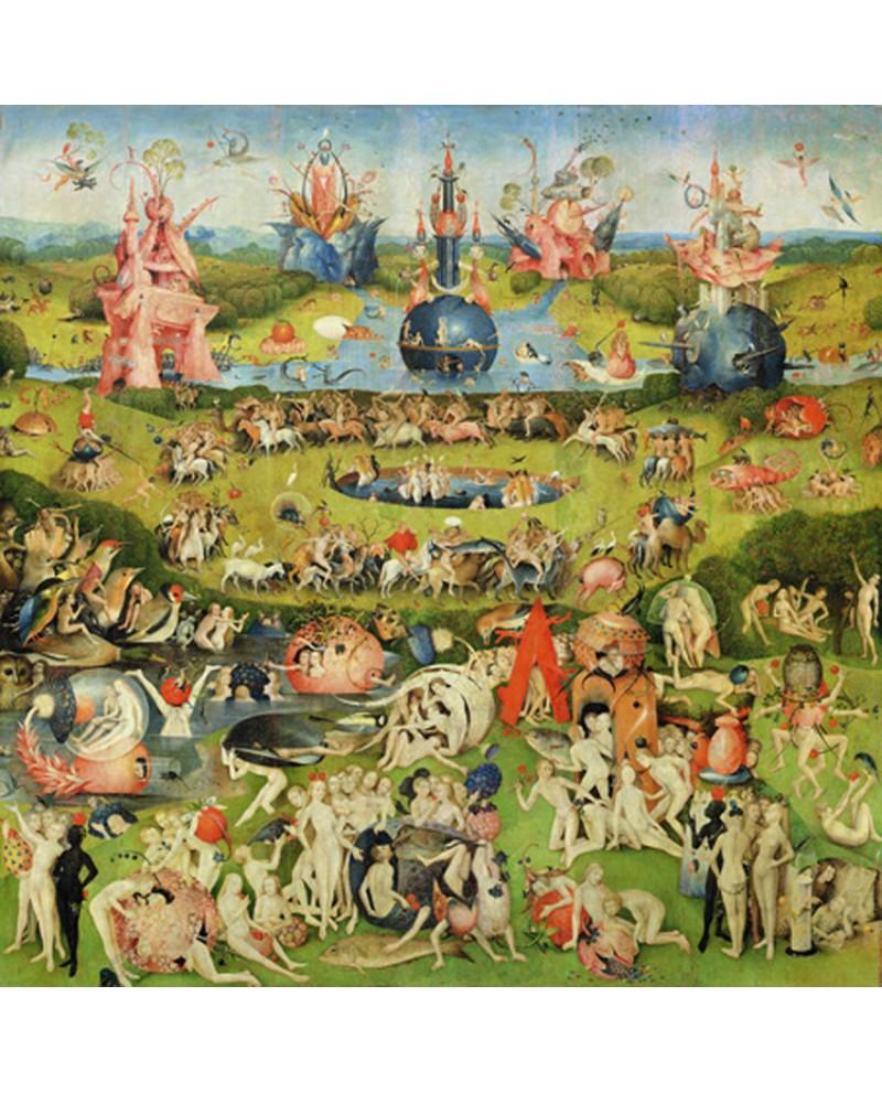 Bosch cuadro renacimiento el jardin de las delicias 2 for El jardin de las delicias significado