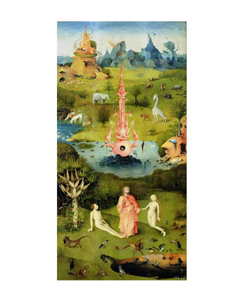 Bosch cuadro renacimiento el jardin de las delicias 1 Cuadros para el jardin
