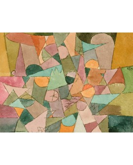 PAUL KLEE CUADRO ABSTRACTO VANGUARDISTA INTITULADO Home