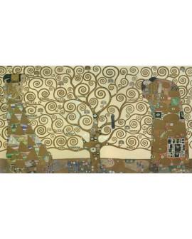klimt arbol de la vida cuadro mural impresionismo figurativo