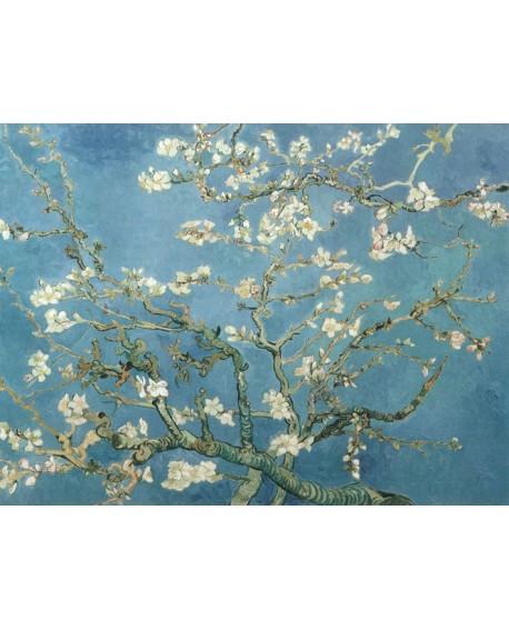 Van Gogh El Almendro cuadro mural reproduccion Impresionista Home