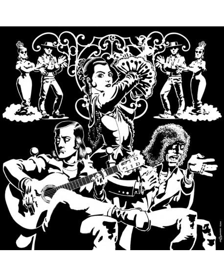 Tony Polonio Tablao Flamenco con Camaron Lola Flores y Paco Lucia Home