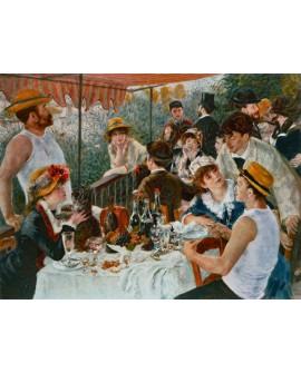 Pierre Auguste Renoir El almuerzo de los remeros Impresionista Home