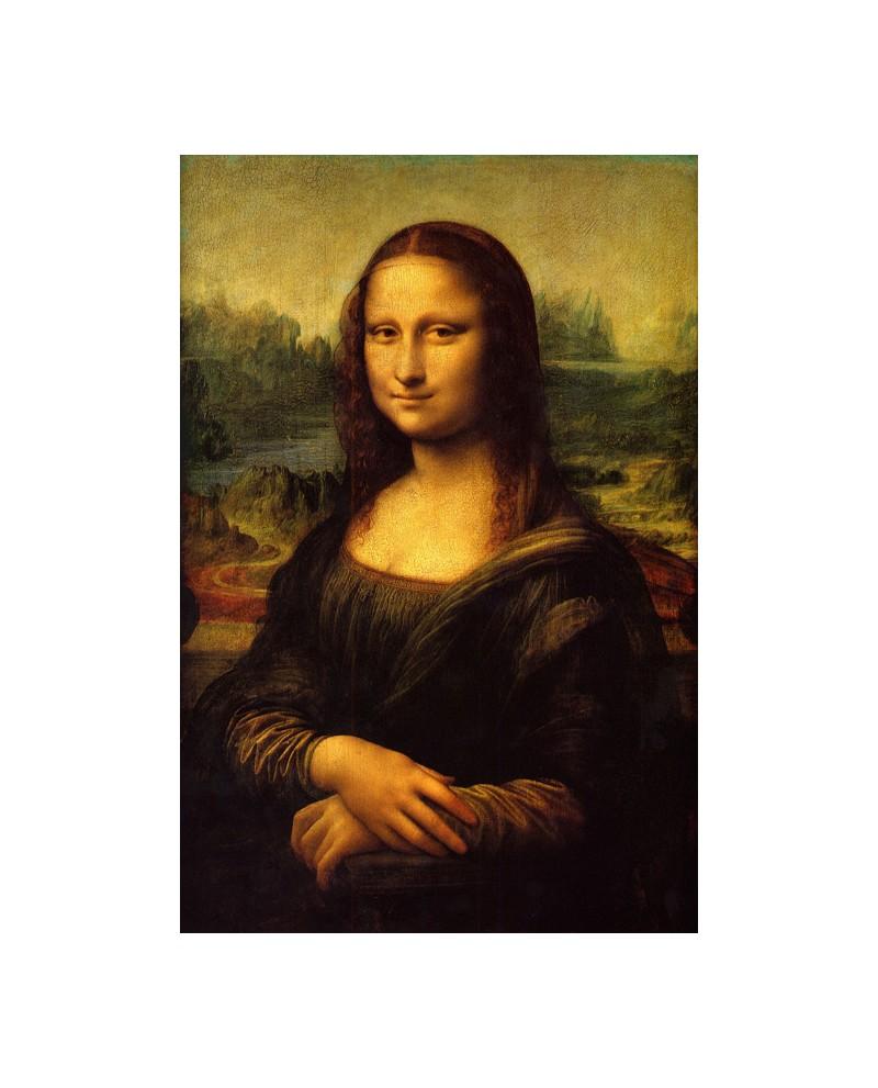 La Mona Lisa Gioconda Leonardo Da Vinci Mural Renacimiento La Mona  # La Gioconda Muebles
