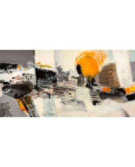 ARTHUR PIMA La luz de la mañana en mural abstracto gigante giclee Cuadros Horizontales