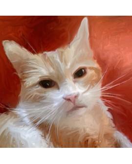 retratos de mascotas por encargo a partir de foto Pintados por Jose Alcala Home