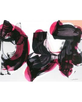 nino mustica 9 de abril del 2013 cuadro mural abstracto vanguardista