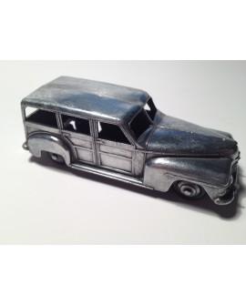 DINKY TOYS 27f año 1950s Estate Car en bruto de cadena montaje Home