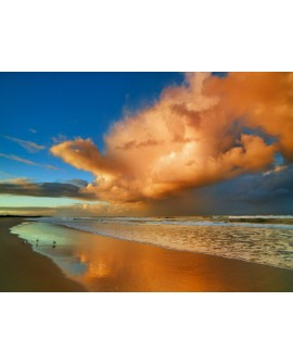 frank krahmer paisaje playa oceano australia cuadro mural Home