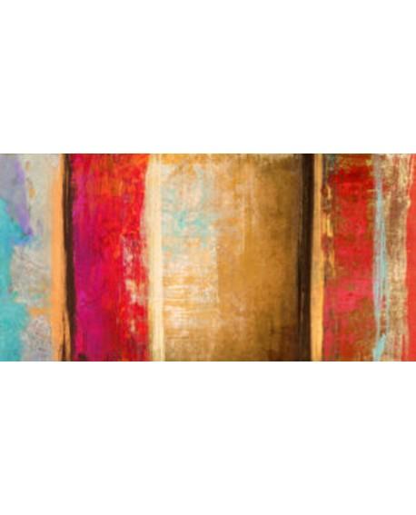 alphonse varon julieta cuadro grande mural abstracto Cuadros Horizontales