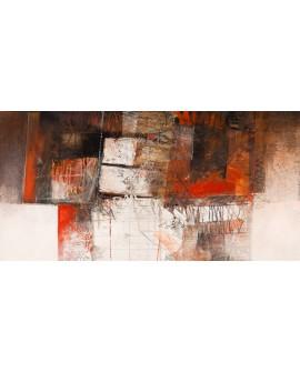 censini attese cuadro mural grande abstracto Cuadros Horizontales