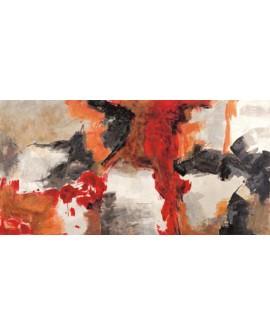 chaz olin cuadro mural grande abstracto minimalista sexo
