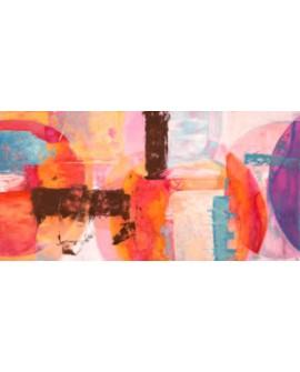 heather taylor cuadro mural abstracto samsara Cuadros Horizontales