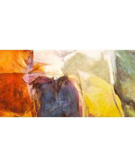 jean luc demos cuadro mural abstracto amor loco Cuadros Horizontales