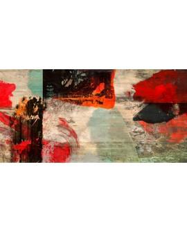 jim stone atraccion cuadro mural abstracto Cuadros Horizontales