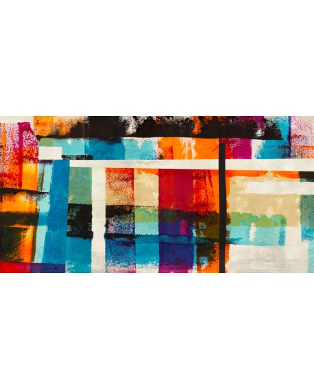 manuel navarro gran sur cuadro mural grande abstracto Cuadros Horizontales
