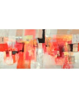 maurizio piovan cuadro mural abstracto giovinezza Cuadros Horizontales