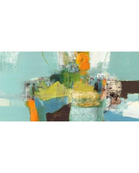 maurizio piovan cuadro mural abstracto paz recuperada Cuadros Horizontales