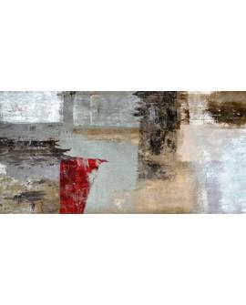 ruggero falcone elemental cuadro mural grande abstracto Cuadros Horizontales