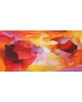 teo vals perelli cuadro mural abstracto ipanema Cuadros Horizontales