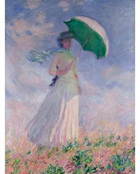 monet cuadro impresionista mujer con parasol 2 Home