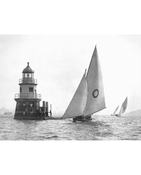 Fotografia clasica blanco y negro VELEROS DE COMPETICION Home