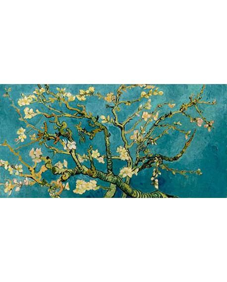 van gogh panoramico impresionista almendro en flor Cuadros Horizontales
