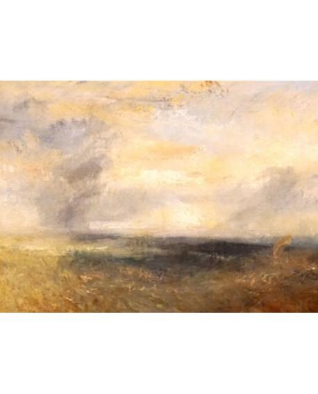 william turner impresionista margate desde el mar Home