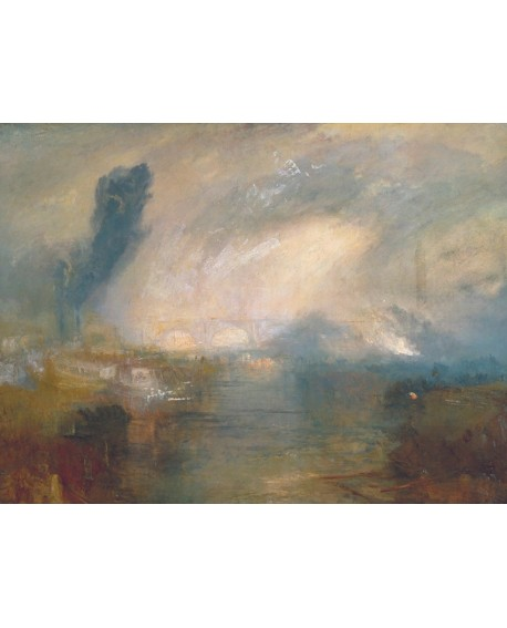 william turner impresionista PUENTE DE WATERLOO Home