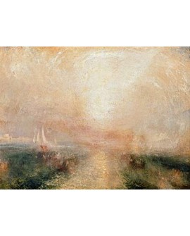 william turner impresionista YATE CERCA DE LA COSTA Home