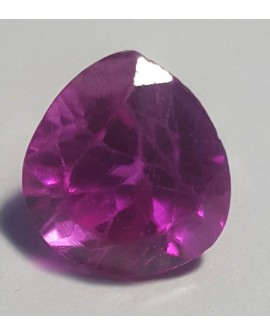 Zafiro Rosa intenso de 4.40 ct con certificado IGL 100% natural