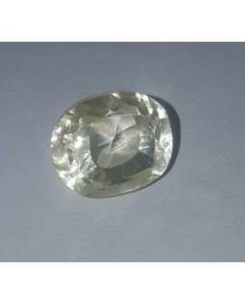 Zafiro amarillo de 11.40 ct con certificado IGL 100% natural Home