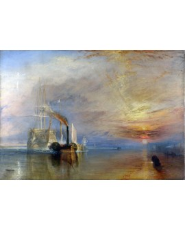 william turner impresionista el ultimo viaje del temerario Home