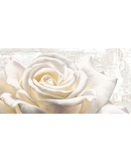 jenny thomlinson cuadro mural flores rosa glamour blanca Cuadros Horizontales